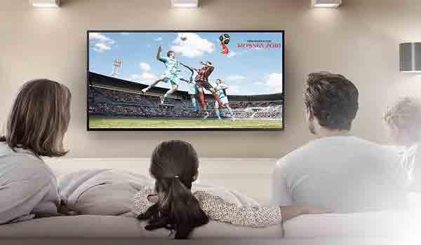 Televisores para el Mundial de Rusia 2018