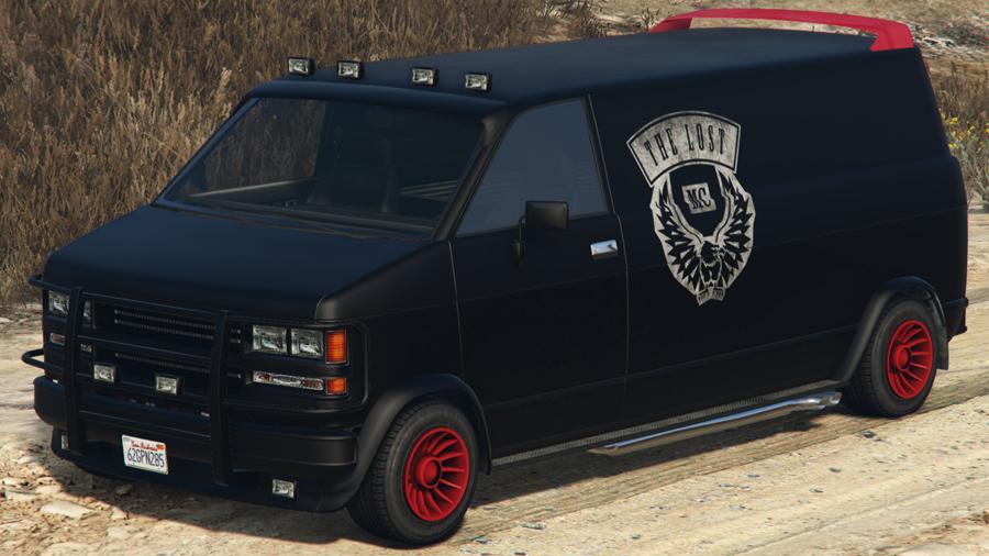 GTA V Gang Burrito