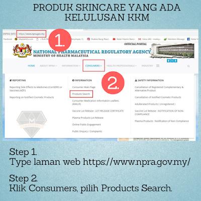 Produk Skincare Yang Ada Kelulusan KKM