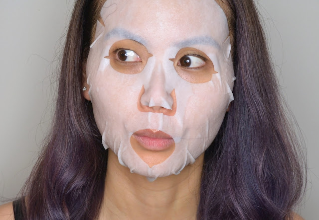 Puriface EMP Collagen Boost Sheet Mask Review