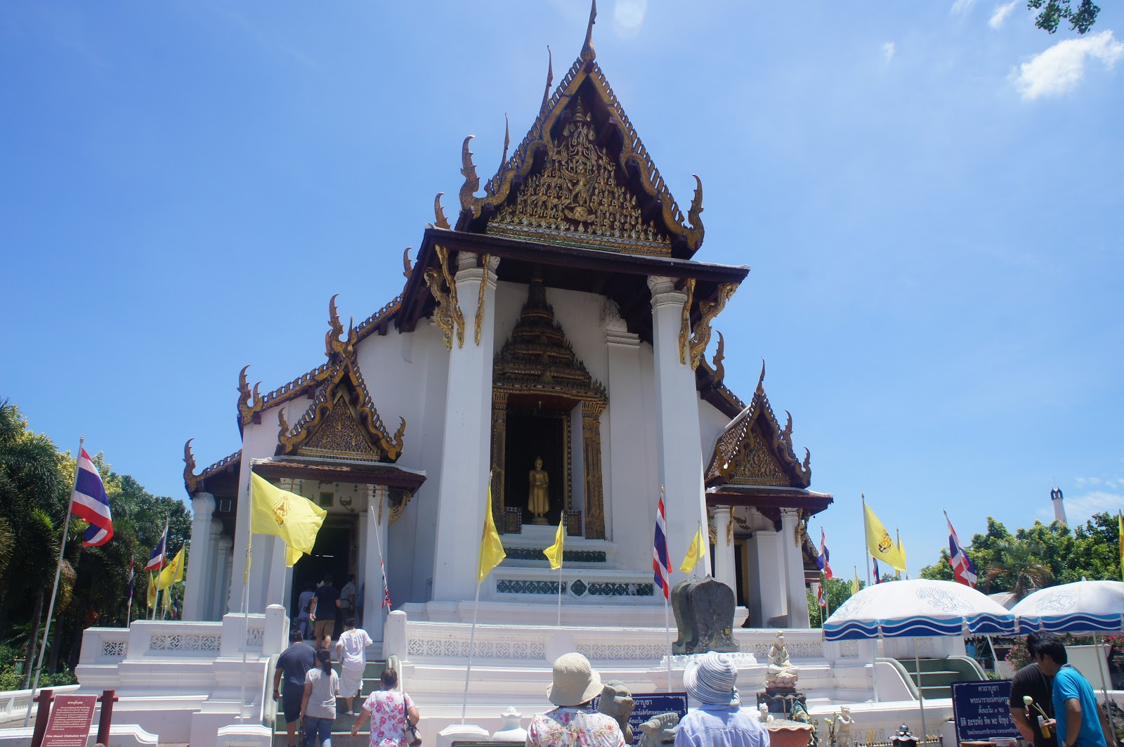 Wat Na Phramen Thailand The Last Ancient Temple Travel Guide