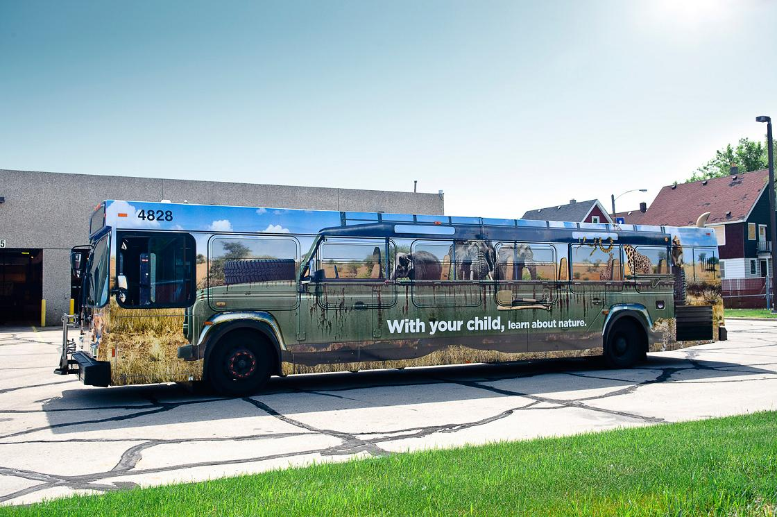 25 Creative And Clever Bus Advertisements