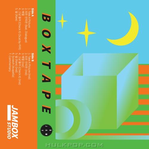 DAY JAM – Box Tape – EP