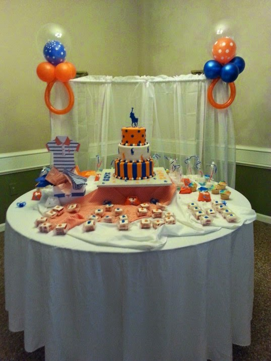 SolutionsEvent Design by Kelly Polo Theme Baby Shower