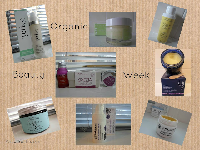 Organic Beauty Week Sugarpuffish's Top Organic Brands Review Organic September