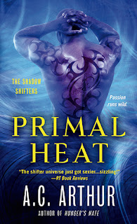 Primal Heat by A.C. Arthur