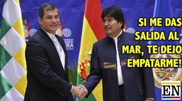 memes ecuador bolivia