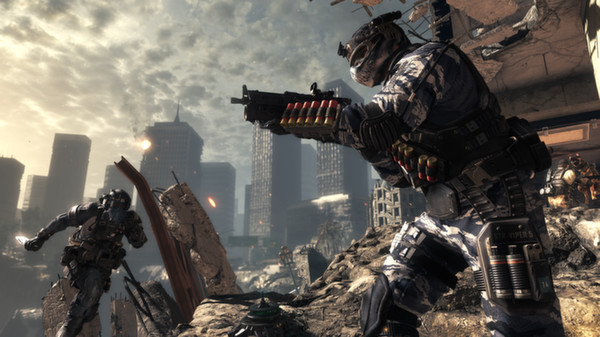 Call of Duty: Ghosts Free For PC
