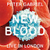 Peter Gabriel - DVD - New Blood Live in London