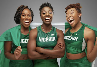NIGERIAN BOBSLED TEAM MAKES HISTORY BY QUALIFYING FOR 2018 WINTER OLYMPICS