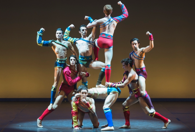 Nizza, il Balletto Méditerranée inaugura la sua 10ma stagione