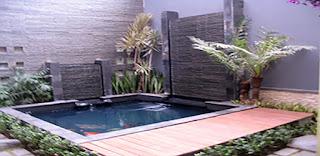 jasa pembuatan kolam , jasa renovasi kolam