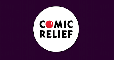 "Comic relief Comic relief is a dramatic device. Comic relief is a humorous scene in between serious scenes of a tragedy. Its purpose is to relieve the tension of the foregoing tragic scenes for a short time, and thus, heighten the tragic effect by contrast. The comic scenes of ""Doctor Faustus"" are bright examples: in Act III , Scene I, Wagon makes fun of the clown. This scene is a comic relief to the serious scenes that precede and follow it. In ""Hamlet"" , the humorous Dialogue between the grave diggers in Act V , scene I   offer comic relief to the deeply tense action of its foregoing scenes and enhance the tragic effect of the subsequently scenes."