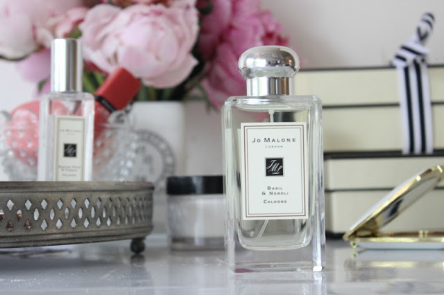 Jo Malone Basil and Neroli Cologne Review