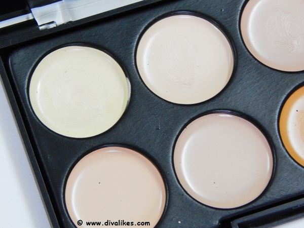 Kiss Beauty Highlighter and Contour Shades