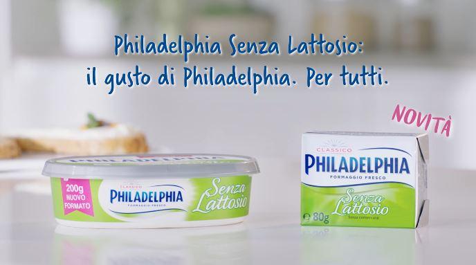 Canzone Philadelphia pubblicità senza lattosio - Musica spot Gennaio 2017