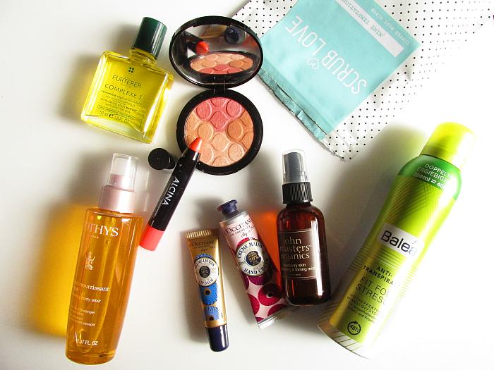Beauty Favoriten September - Body, Skin, Hair & Makeup