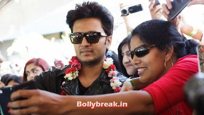 Ritesh Deshmukh, IIFA Awards 2014 Pics