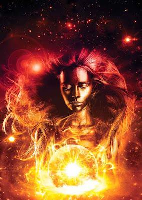 Tutorial Potrait Cosmic Makeover Photoshop