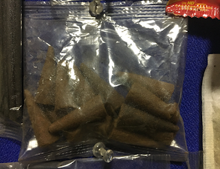 CONICAL DHOOP COUNTING AND PACKING
