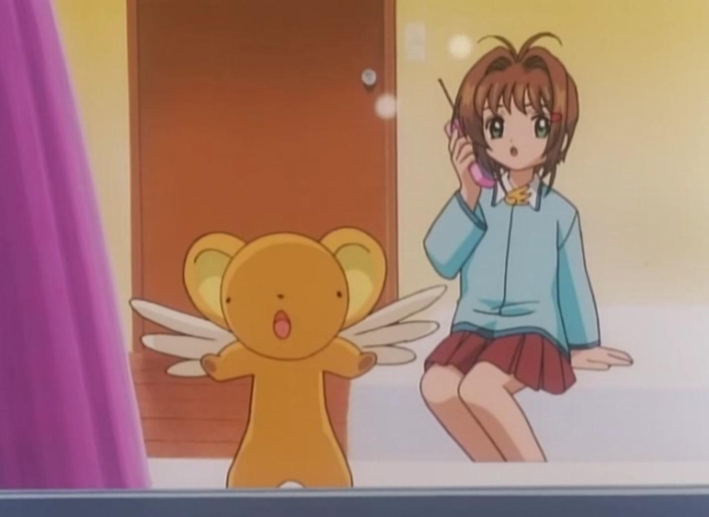Sakura Card Captors Dublado: Episódio 36 – Começa o Novo Ano Escolar de Sakura