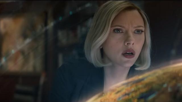 Los fanáticos descubren un 'mensaje secreto' en un nuevo fragmento de 'Avengers: Endgame'
