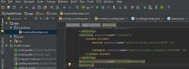 dracula, android studio, android studio theme