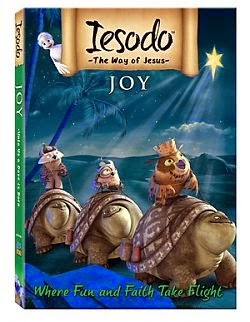 iesodo joy cover