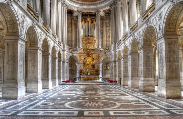 Chapelle royale, Versailles, secret, mystère, Atlantide.