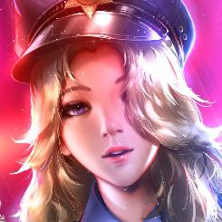 Officer Mercy Wallpaper Engine