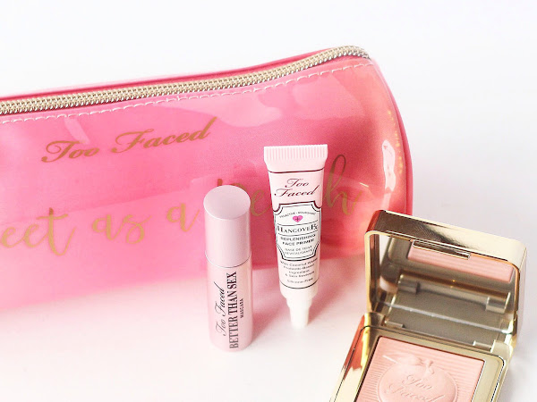 Christmas Giveaway #5: Too Faced Set