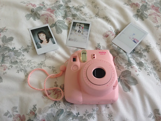 Summer Holiday Fun and Failed Polaroid Pictures...