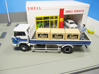 Tomica Limited Vintage Hino KB324  truck