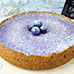 Baking Hacks: Stove Top Blueberry Cheesecake