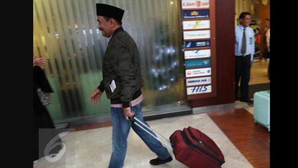 Ferry Koto: Djarot Saiful Bukan Pejuang, Tapi Pecundang yang Hanya Ingin Kekuasaan