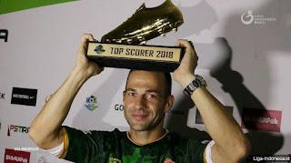 Aleksandar Rakic Berpeluang Perkuat Persib Bandung di Liga 1 2019