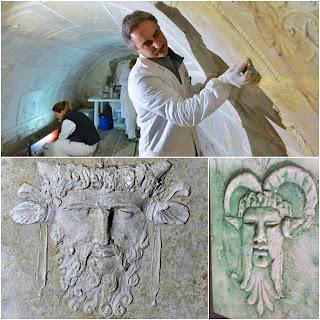 La Basilica Neopitagorica nei sotterranei di Porta Maggiore - Visita guidata con apertura straordinaria Roma