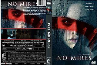 Look Away - No Mires - Cover DVD