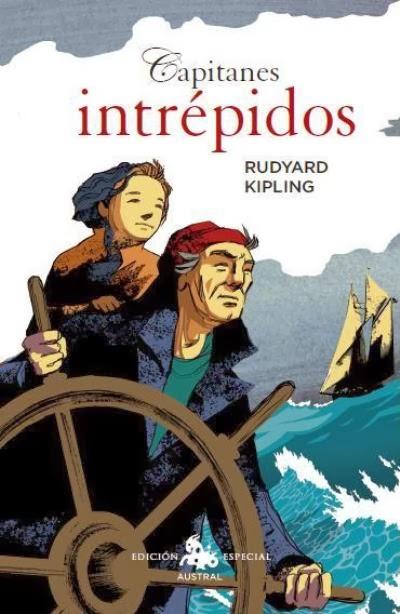 Capitanes intrépidos – Rudyard Kipling