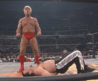 WCW Starrcade 1998 Review - Ric Flair dominates Eric Bischoff
