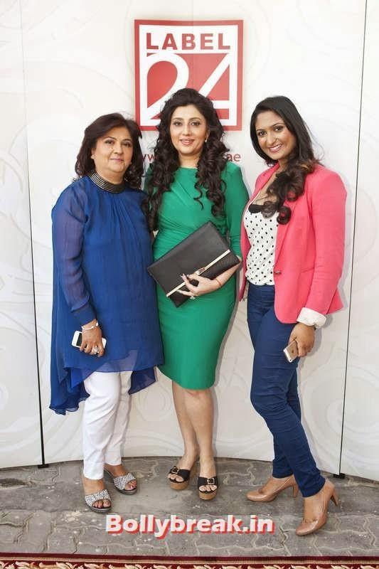 Minal gokani, Archana Kochhar and Aanya Aggarwal, Jacqueline Fernandez in Dubai