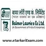 Balmer Lawrie Apprentice Recruitment