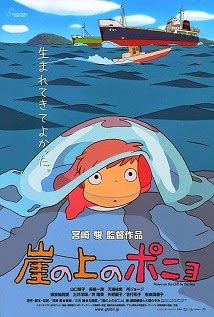 Ponyo en el acantilado<br><span class='font12 dBlock'><i>(Gake no Ue no Ponyo (Ponyo on the Cliff by the Sea))</i></span>