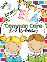 K-2 ELA Common Core Resources