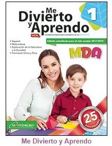MDA 1 Me Divierto y Aprendo 1 Bloque 3