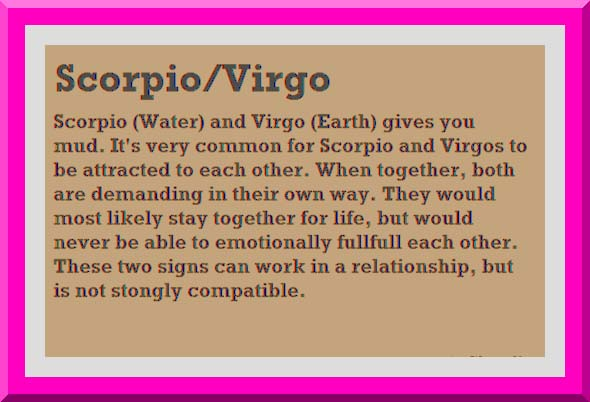 Who Are Scorpio Most Compatible With