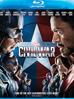 Captain America: Civil War/Capitán América: Civil War