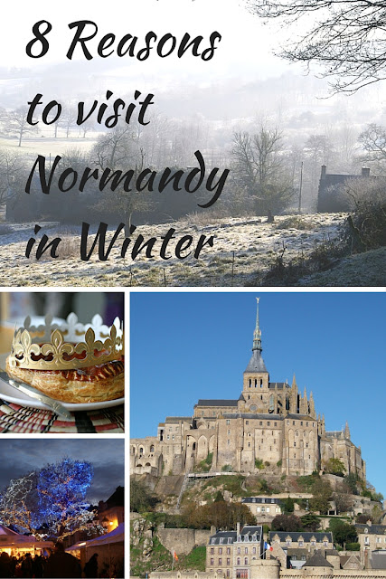 8 reasons to visit Normandy in Winter