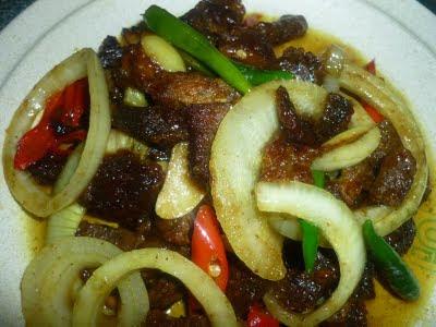 Gambar berkaitan Resepi daging goreng kunyit