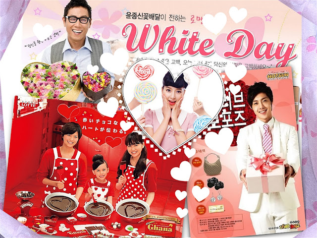 BIOVEGAN PORTUGAL ® A TASTE OF JAPAN - MINI-POSTER 011 - WHITE DAY IN JAPAN: IT'S A BOY GIRL THING...